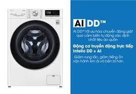 Máy giặt lồng ngang LG Inverter 9 kg FV1409S4W - Mới 2020 - GIÁ RẺ NHẤT