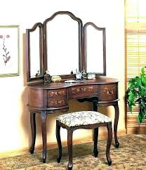 wood bedroom vanity wooden vanities recommended vintage reclaimed