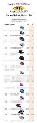 Rudy Project Helmet Clearance Sale Buyers Guide Bike Hub