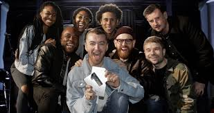 Its A Sixth Uk Number 1 For Sam Smith On The Official