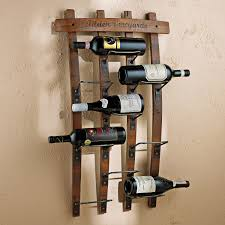 wall mounted wine rack systems  hanging wine racks  wine enthusiast