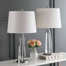 safavieh lighting 25 inch carla table lamp set of 2 on ships to canada 13434440