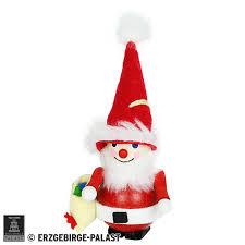 Christbaumschmuck Weihnachtsmann 9 Cm Von Steinbach Volkskunst