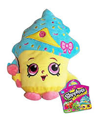 Amazoncom Shopkins 75 Inch Tall Cupcake Queen Limited Edition