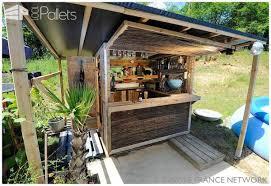 diy outdoor bar. 35 awesome wooden pallet bars for inspiration! diy diy outdoor bar