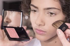 dior haute couture ss17 show makeup 2 beauty backse dior haute couture show ss2017