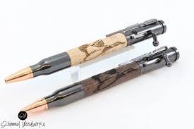hunters bolt action bullet pen duck pen and ink gifts for hunters hunting gifts duck hunting