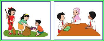 Tuliskan pendapatmu berdasarkan gambar berikut! View Kunci Jawaban Tema 1 Kelas 6 Halaman 40 Images Kunci 13