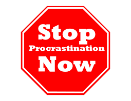 procrastination homework help stop procrastination now