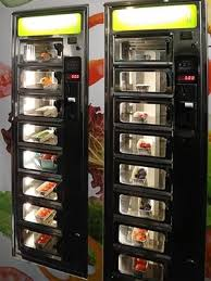 "Snack Vending Machine Malaysia Cool Dutch ""fruit From The Wall"" Concept Debuts At London Produce Show"