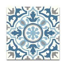 Blue And White Decorative Tiles Decorative Tiles For Less Overstock 35