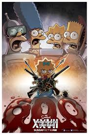 Treehouse Of Horror XVIII  Simpsons World On FXXSimpsons Treehouse Of Horror Xviii
