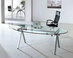 glass top office desk modern. Fks-hd-em051 Modern Glass Top Office Desk - Buy Executive Desk,Office Desk,Modern Product On Alibaba.com S