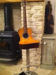 5. Guitar chair