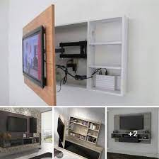 If you have brought home a huge tv, you will wish to show it off to the guests coming home of course. Living Room Wall Ideas Tv Wall Mount Tv Wall Living Room Bedroom Ideas Design Designer Design Bedroom Tv Unit Design Living Room Tv Unit Living Room Tv Wall