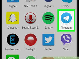 How To Create Telegram Themes On Android 13 Steps With Pictures