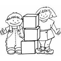 Disegni Con Giochi Per Bambini Disegnidacolorareonlinecom