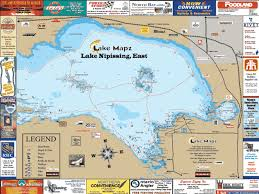Lake Nipissing Callander Bay And South Shore Ontario
