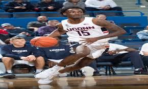 Wilson Basketball Size Chart Sidney Wilson Mens Basketball University Of Connecticut