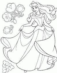 Disegni Da Colorare Principesse Da Stampare Img