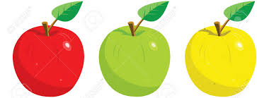 green and red apple clipart. pin green clipart red #10 and apple n