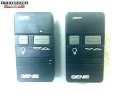 how to change genie garage door code garage genie garage door remote genie garage door keypad