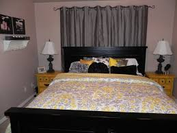 Bedroom: Gray And Yellow Bedroom Luxury Yellow And Gray Master Bedroom By  Chelsea Feature Friday