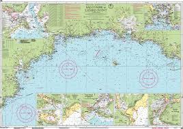 Salcombe Harbour Chart C6 Salcombe To Lizard Point Imray Chart