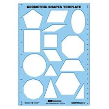 U Template Geometric Shapes Template Manip U View Common Core State