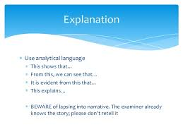 peel structure for literature essays 13 explanationuse analytical