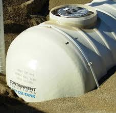 7 000 Gallon Xerxes Underground Fiberglass Potable Water