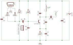 simplest and cheapest fm transmitter do it yourself diy kit for fm transmitter schematic electret microphone