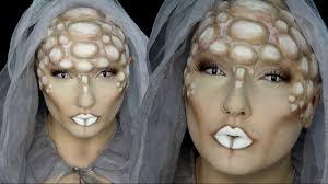 medusa special fx costume makeup tutorial