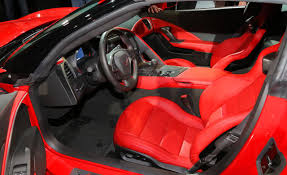 chevrolet corvette stingray interior. Interesting Interior Chevrolet Corvette Stingray Interior 7 Throughout Interior