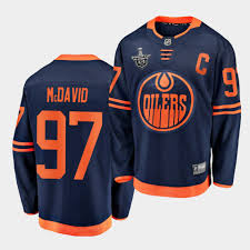 A true fan is always proud and never stops believing. Oilers Connor Mcdavid 97 2020 Stanley Cup Playoffs Alternate Navy Jersey