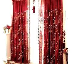 short red curtains sheer pictures gallery of window short red curtains bedroom white window
