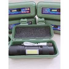 Đèn Pin mini bỏ túi Siêu sáng 3 chế độ tích điện (Full Box) - Hanna Shop  giá cạnh tranh