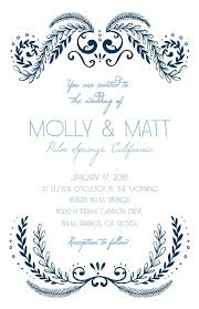 Printable Wedding Invitation Free Printables