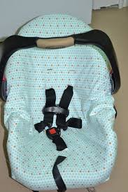 Baby Carrier Cover Pattern