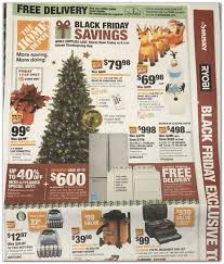 Home Depot Christmas Tree Replacement Lights Home Depot Black Friday Ad Scan For 2019 Black Friday