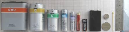 File Batteries Comparison 4 5 D C Aa Aaa Aaaa A23 9v Cr2032