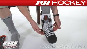 Hockey Skate Fit Chart How To Properly Fit Your Hockey Skate