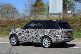 2018 land rover range rover interior. simple land 2018 range rover facelift throughout land rover range interior i