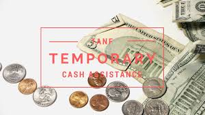 California Cash Aid Chart Tanf Temporary Cash Assistance For Single Mothers