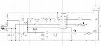 pyroelectric infrared ir pir motion sensor detector module hc Wiring Diagram Pir Sensor board schematic · wiring diagram alarm pir sensor wiring diagram