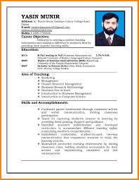 Resume Format Job Application Awesome Job Application Resume Format 24 Resume For Teacher Job 18