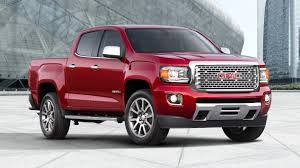 Choose Your 2018 Canyon Small Pickup Truck | GMC