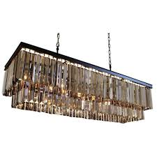 crystalier ceiling fan light gallery wrought iron and lightingdirect s s lighting crystal chandelier earrings
