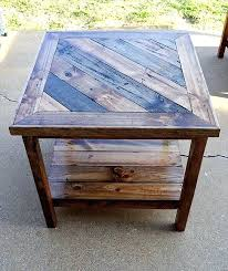 furniture ideas with pallets. Reclaimed Pallet Wood Furniture Ideas Pallets Platform Repurposed With