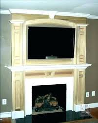 crown molding fireplace mantel build shelf how to a moulding mo